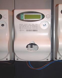 Ambiente sicuro - Contatore gas in casa ...